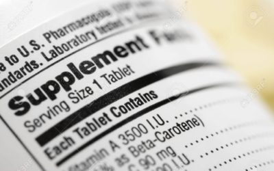 The Dos and Don'ts of Supplement Labeling